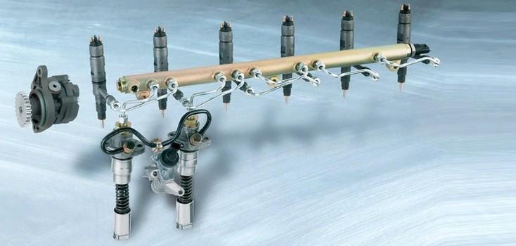 共轨柴油喷射系统