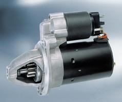 起动机: 博世起动机能可靠地起动汽车、商用车和工业用车