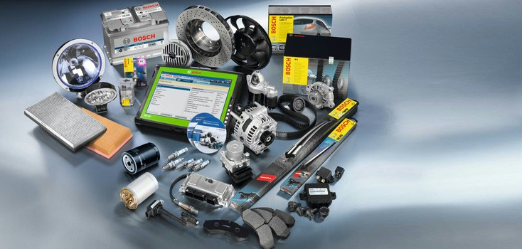 Engine/systems from Bosch: cross-system quality