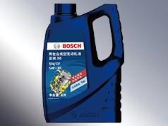 博世蓝装X6合成型发动机油SN,5W-30