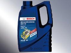 博世蓝装X6合成型发动机油SN,10W-40