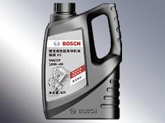 博世银装X5高性能发动机油 SM, 10W-40