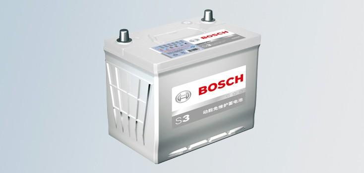 S3动能免维护蓄电池