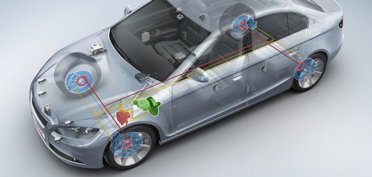 Brakes from Bosch: No compromises when it comes to safety