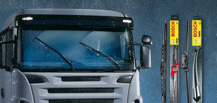 商用车雨刮